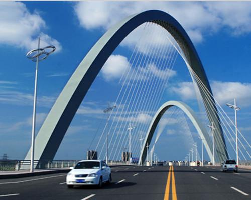 临沂市祊河大桥